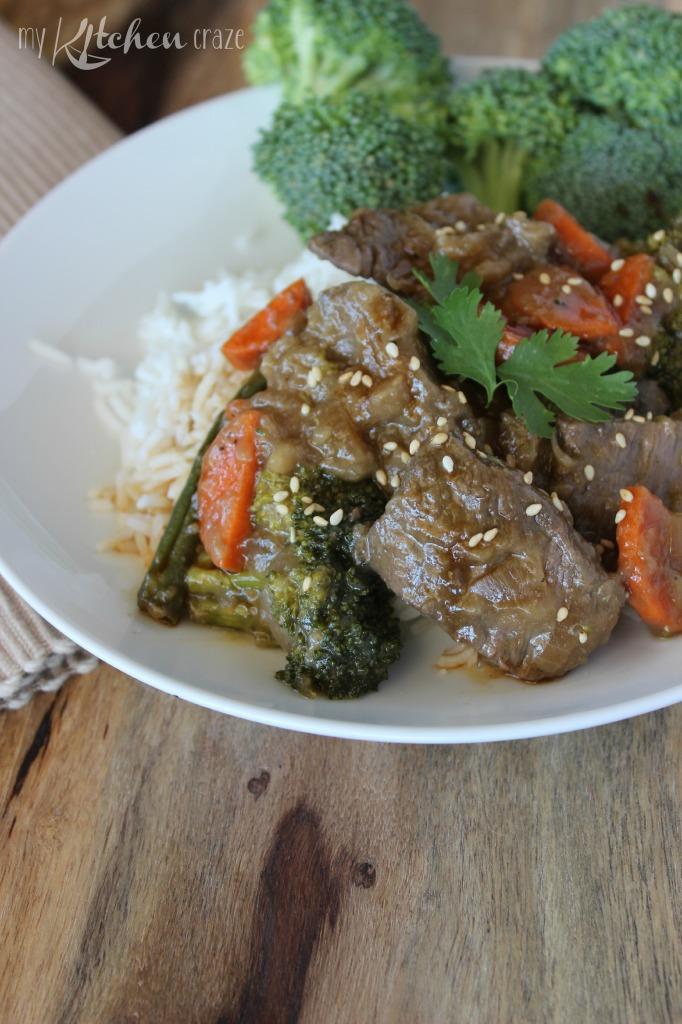 Beef & Broccoli 2