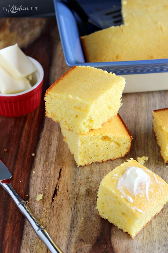 Easy Buttermilk Cornbread 3