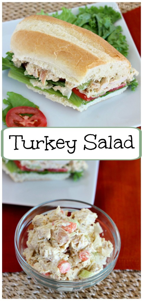 Turkey Salad Pinterest