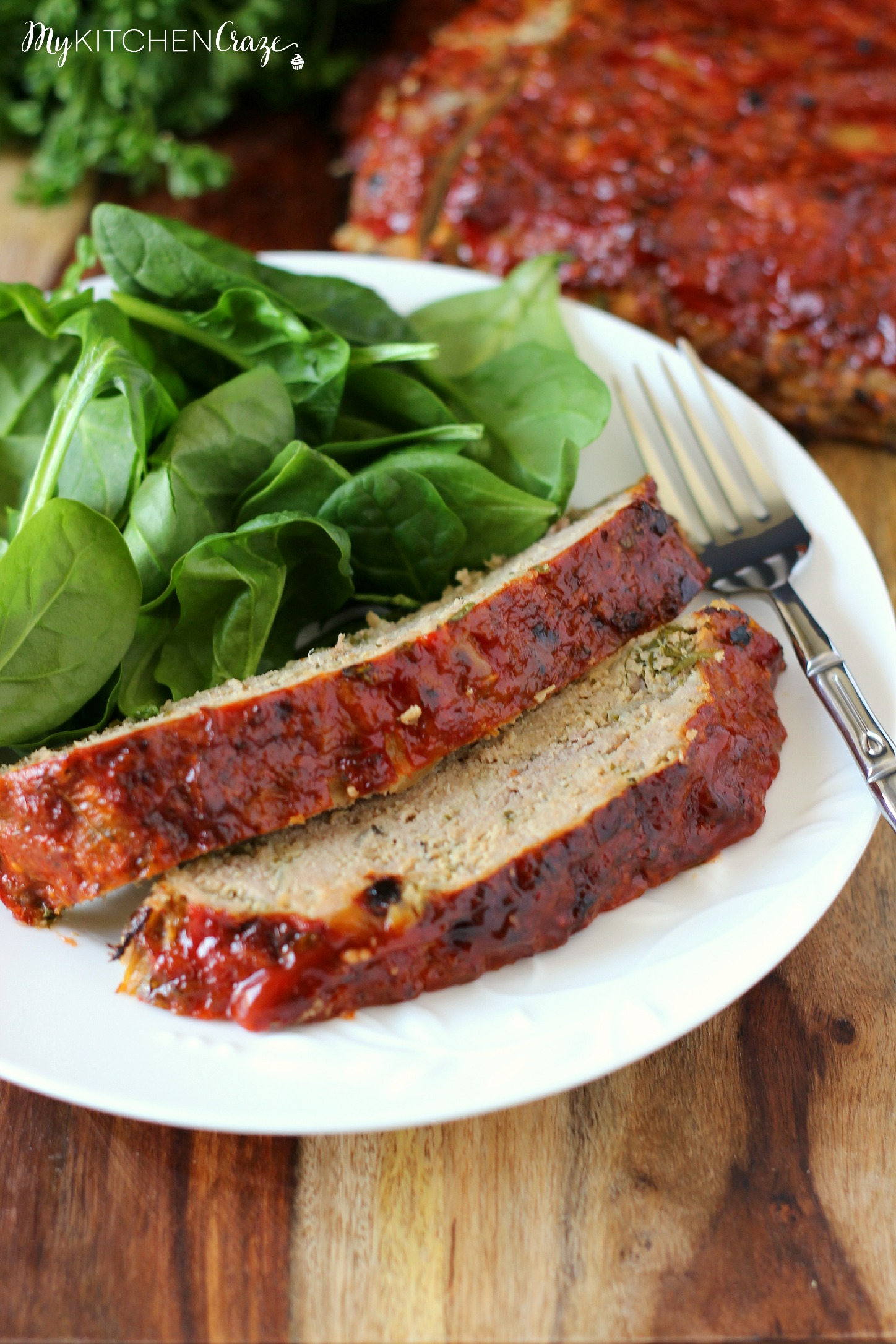 Glazed Meatloaf ~ A classic twist to your everyday meatloaf recipe ...